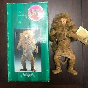 Wizard Of Oz Cowardly Lion Kurt Adler
